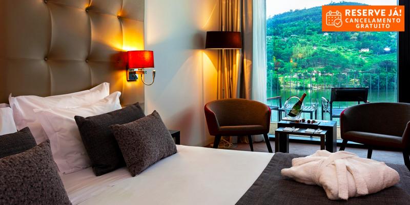 Douro Royal Valley Hotel & Spa 5* - Baião | Estadia com Spa e Opção Jantar