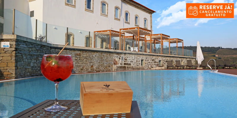 Hotel Douro Scala 5* - Vila Real | Estadia de Sonho com Spa no Douro