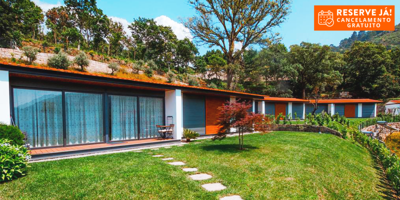 Casas da Encosta de Louredo - Gerês | Estadia Junto à Serra do Gerês com Opção Meia-Pensão