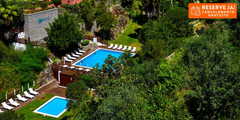 Hotel Termal - Monchique | Férias na Villa Termal com Opção Meia-Pensão