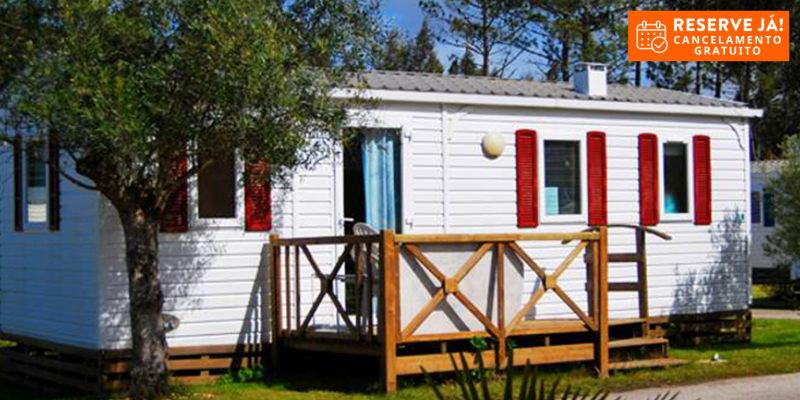 Land's Hause - Nazaré | Férias em Bungalow para 2 Pessoas c/ Opção de Meia-Pensão ou Pensão Completa