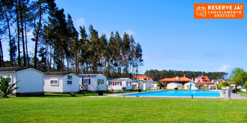 Lands Hause - Nazaré | Férias em Bungalow para 2 Pessoas c/ Opção de Meia-Pensão ou Pensão Completa