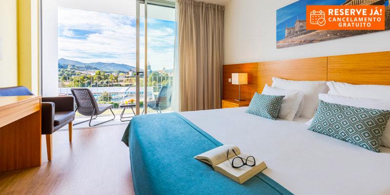 Luna Arcos Hotel Nature & Wellness 4* - Gerês | Noites Românticas c/ Spa e Opção Jantar