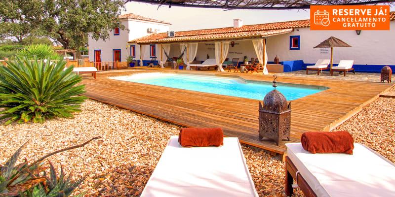 Monte Gois Country House & Spa | Férias em Família no Alentejo com Opção Meia-Pensão e Spa