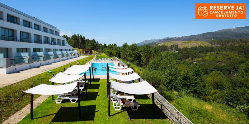 Monte Prado Hotel & Spa 4* - Gerês | Férias em Família com Opção Tudo Incluído