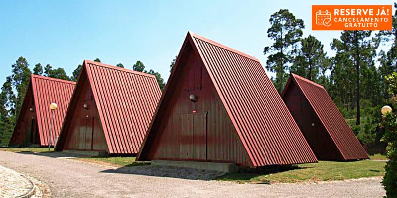 Parque de Campismo do Luso | Estadia em Bungalow na Mata do Buçaco