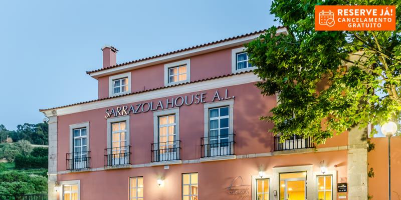 Sarrazola House - Sintra | Estadia Romântica com Opção de Entradas na Quinta da Regaleira