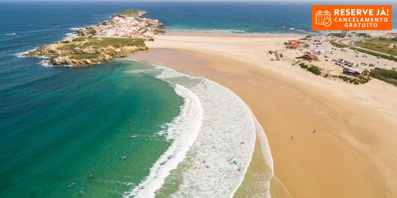 Peniche Praia Camping & Bungalows | Férias em Família até 4 Pessoas Junto à Praia