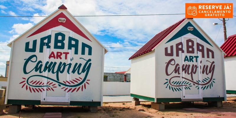 Urban Art Camping - Peniche | Estadia em Teepee
