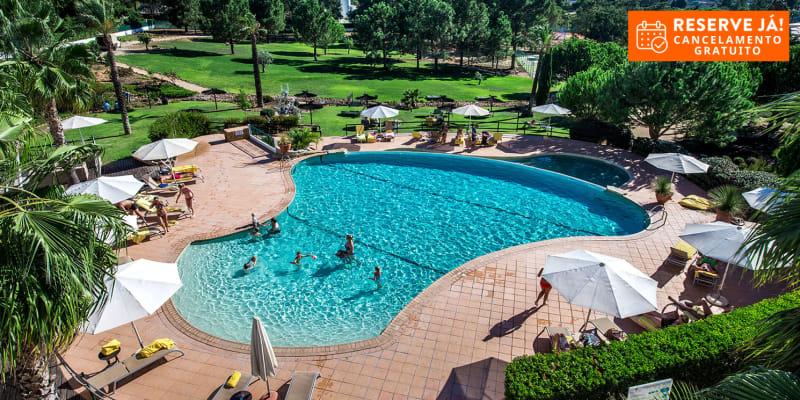Vale dEl Rei Hotel & Villas - Algarve   Férias em Família com Opção Meia-Pensão