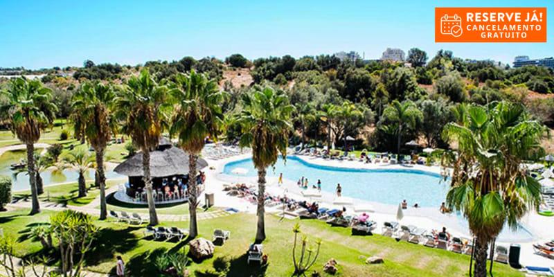 Yellow Alvor Garden 4* - Algarve   Estadia de Férias com Tudo Incluído