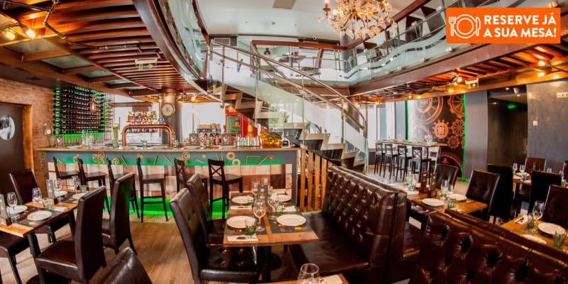 Refeição a Dois - The Club Steakhouse | Parque das Nações