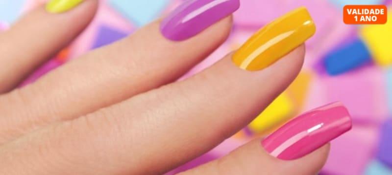 Pela Sua Beleza: Manicure + Aplicação de Gelinho ou Gel | Belas