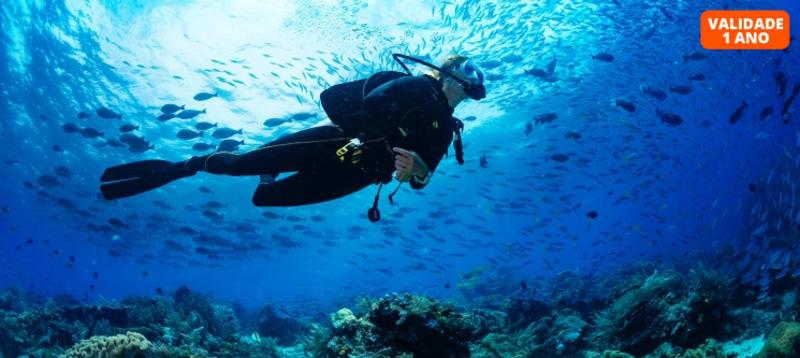 Baptismo de Mergulho no Mar c/ Passeio de Barco | 4 Horas | Sesimbra