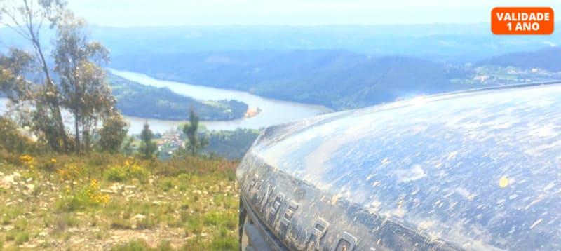 Com o Douro no Horizonte: Passeio TT para Dois - 2 Horas   Porto