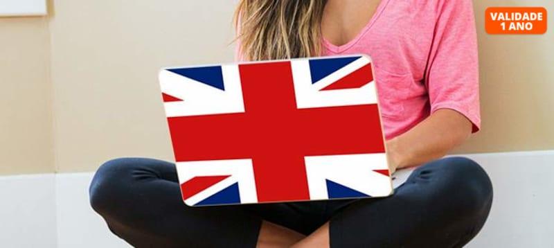 Curso Online de Preparação para o Exame TOEFL em Inglês - 6, 12, 18, 36 ou 60 Meses!