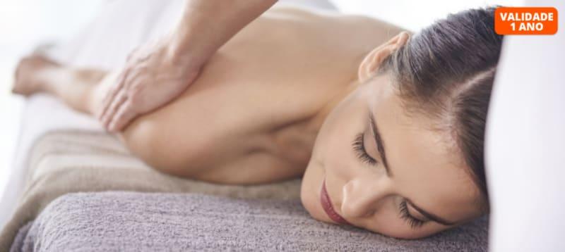 Para Cuidar do Corpo e Espírito! 1 ou 3 Massagens à Escolha   Sintra