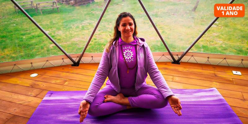 Yoga Online - 1 Hora | Natura Glamping - Gardunha