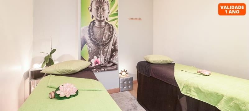 Love Ritual: Massagem de Relaxamento & Esfoliação | 2 Pessoas | 1 Hora | Matosinhos