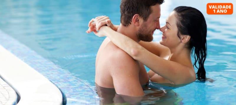Luxury Rituals: Terapia de Bem-Estar c/ Circuito Spa | 2 Pessoas | Spa Satsanga - 3 Locais