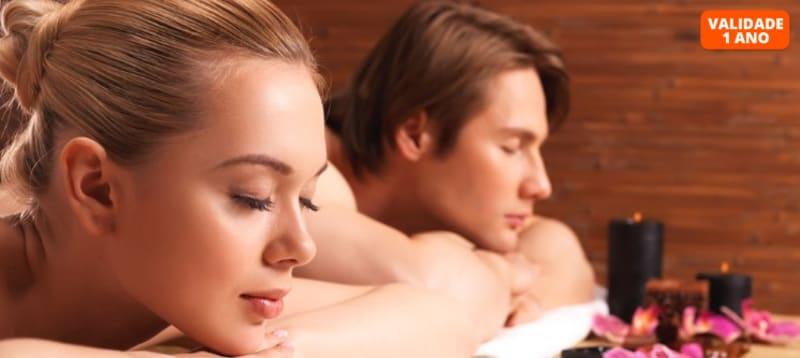 Esfoliação & Massagem de Relaxamento c/ Óleos - 1h15   B-Sense
