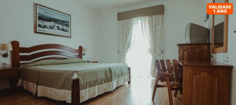 Hotel Quinta dos Cedros - Serra da Estrela | Estadia de 1 Noite com Opção Jantar