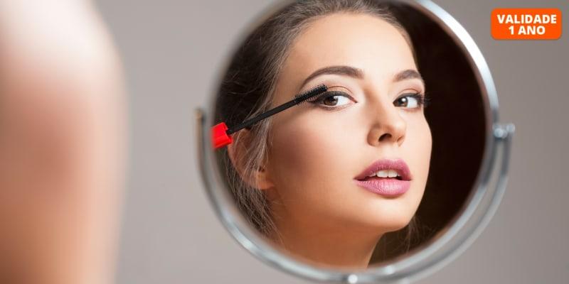 Workshop Online de Auto-Maquilhagem c/ Análise ao Seu Kit Pessoal! 3 Horas