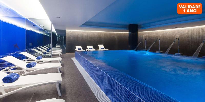 BLU SPA Jupiter Lisboa Hotel   Circuito Águas & Massagem Relaxamento para Dois - 4h45