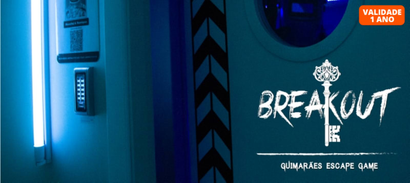 Live Escape Room - 2051: A Space Lusíada | Breakout Guimarães