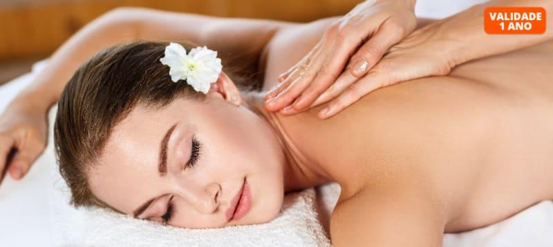 Hidratação e Massagem Relax ao Corpo Inteiro | 1 Hora | Leça da Palmeira
