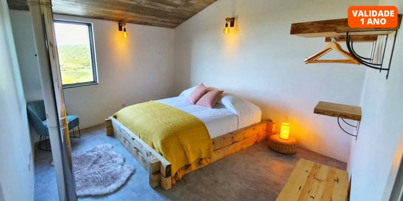 Casa Bombordo - Costa Vicentina | Estadia de 2 Noites Junto ao Mar
