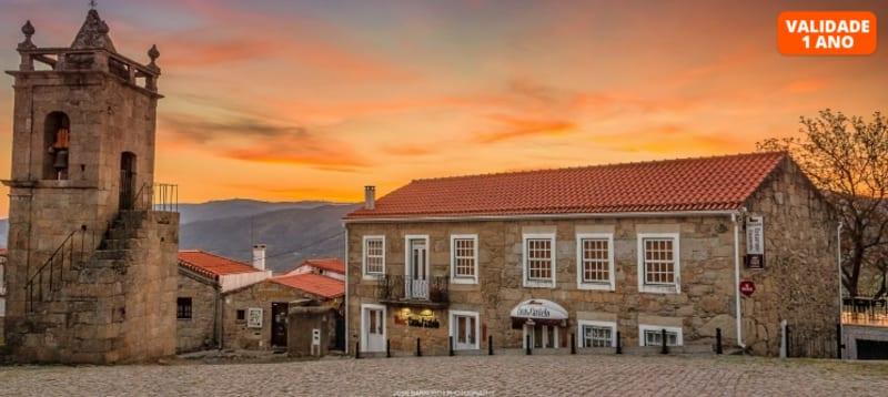 Casa do Castelo - Belmonte   1 ou 2 Noites c/ Opção Jantar