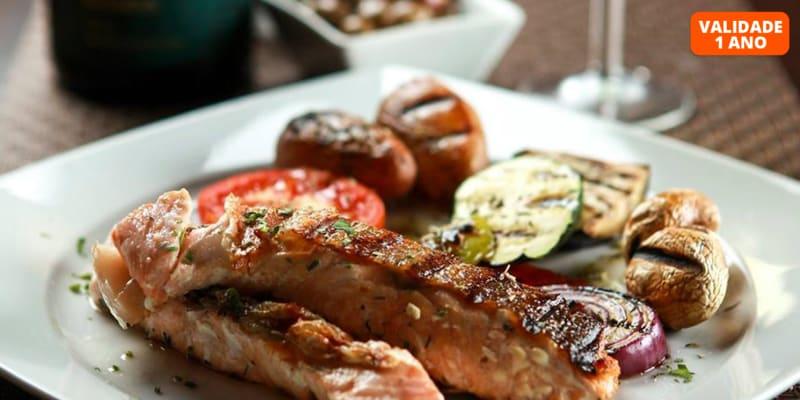 Vamos Jantar na Casa do Chef? Jantar Completo e Bebidas para Dois - Lisboa