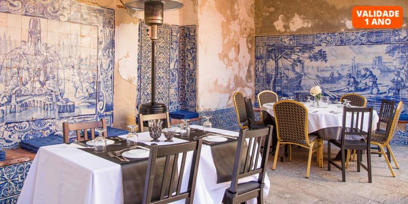 Restaurante Chaminés do Palácio - Rossio | Um Jantar de Especialidades Portuguesas a Dois!