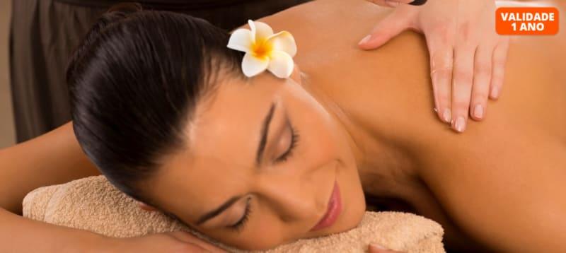 Massagem Relax c/ Velas Aromáticas - Corpo Inteiro | 1h | Sta. Catarina - Porto