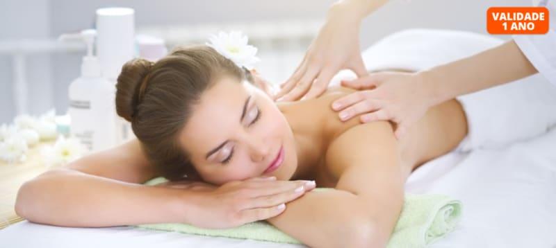 Esfoliação do Mar Morto ou Massagem c/ Aromaterapia | Clínica do Terço - Porto