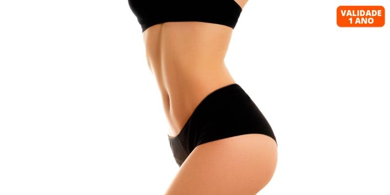 Corpo Fantástico com 25 ou 50 Tratamentos Redutores | Clínica Bellíssima - Av. Berna