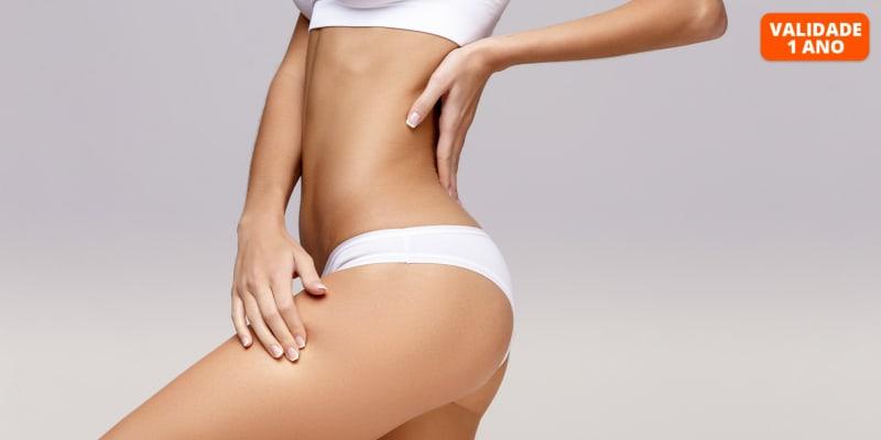 Fique em Forma! 20 Tratamentos para Celulite e Gordura Localizada | 1 Hora |  Almada