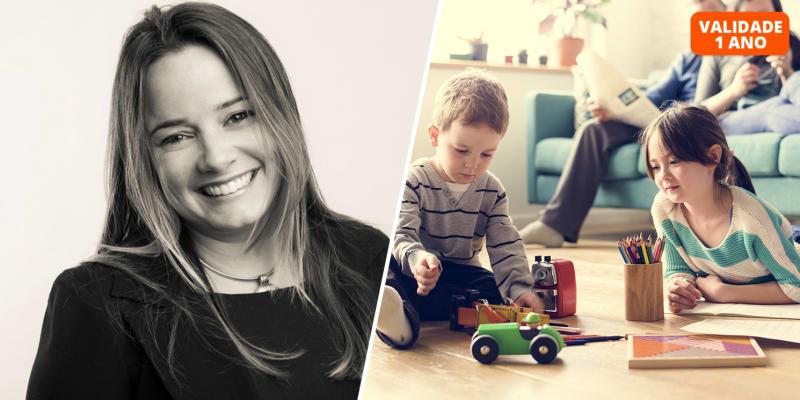 Curso de Inteligência Emocional para Famílias - 2 Módulos | Daniela Mayr - Psicologia de Emoções