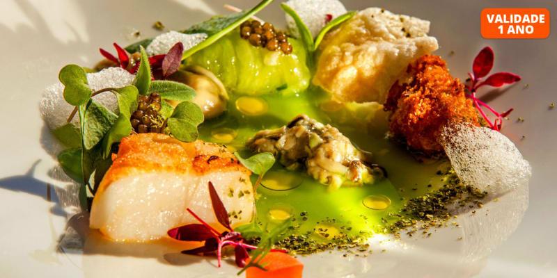 Eleven Restaurante para Dois | Um Jantar, Uma Experiência de Sonho num Estrela Michelin!