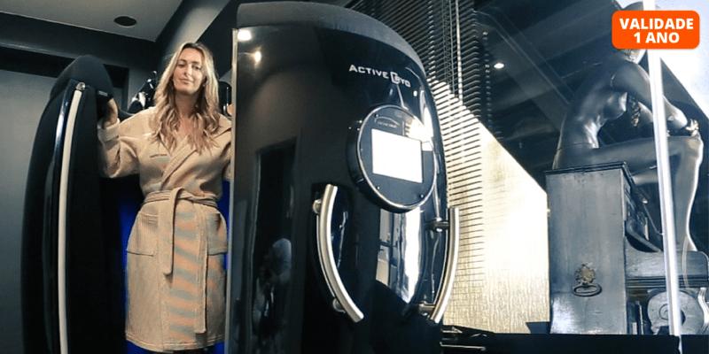 Crio Sauna - Inovação Tecnológica em Crioterapia para a Recuperação Física | Chiado