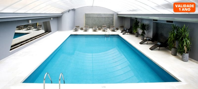 Ritual Apaixonante: Thermo Fit + Massagem a Dois | GSpa By Altis Grand Hotel 5*