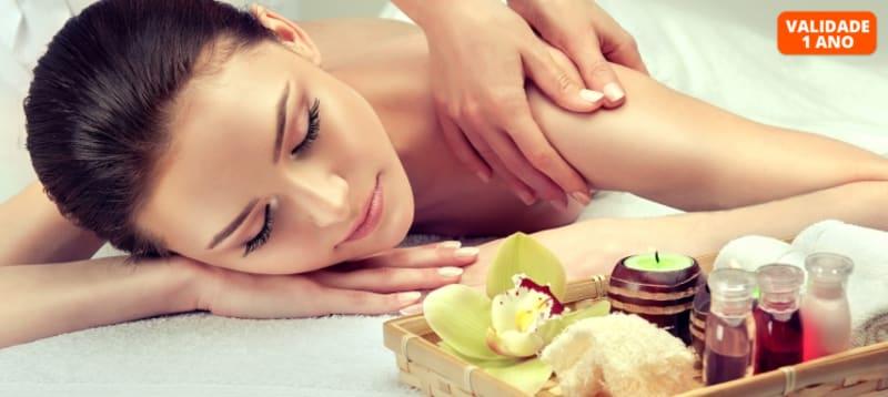 Massagem de Relaxamento | 45 Minutos | Hamsa Terapias - Porto