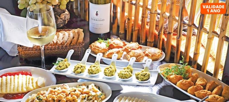 Prova de Vinhos Comentada e Degustação para 2 Pessoas | Herdade do Sobroso - Vidigueira