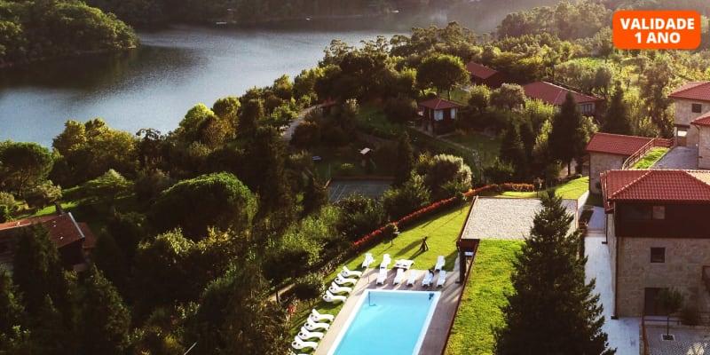 Hotel Agrinho Suites & Spa - Gerês | Estadia Romântica com Opção Jantar
