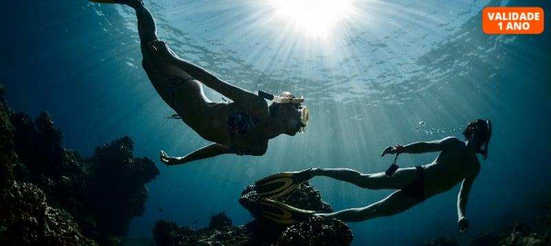Snorkeling no Mar para Dois - Berlengas | JustDive Underwater Experiences