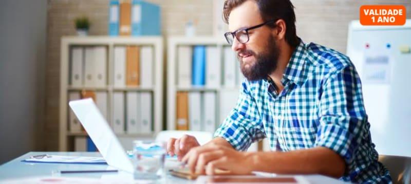 Online Business English Course - Aprender a Negociar em Inglês - 1, 3, 6 ou 12 Meses