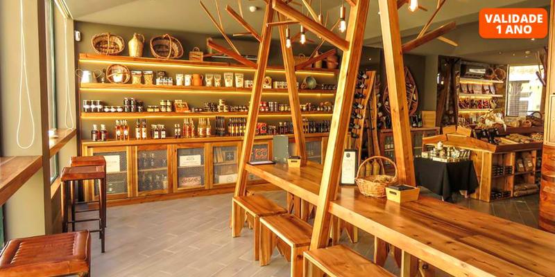 Marron Oficina da Castanha - Visita + Degustação com Opção Refeição | Bragança