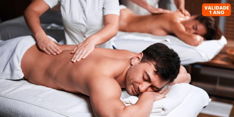 Massagem Relax c/ Ritual de Chá & Chocolates - 1 Hora   Av. 5 de Outubro