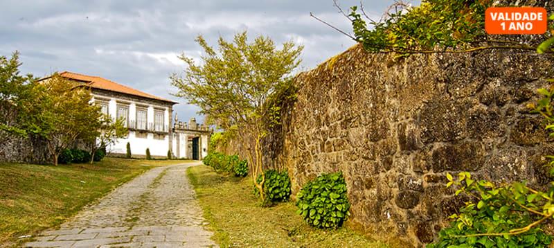 Quinta do Paço d´Anha - Viana do Castelo | 1 ou 2 Noites Românticas